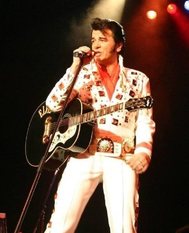 Elvis Double Elvis Presley Doppelgänger buchen