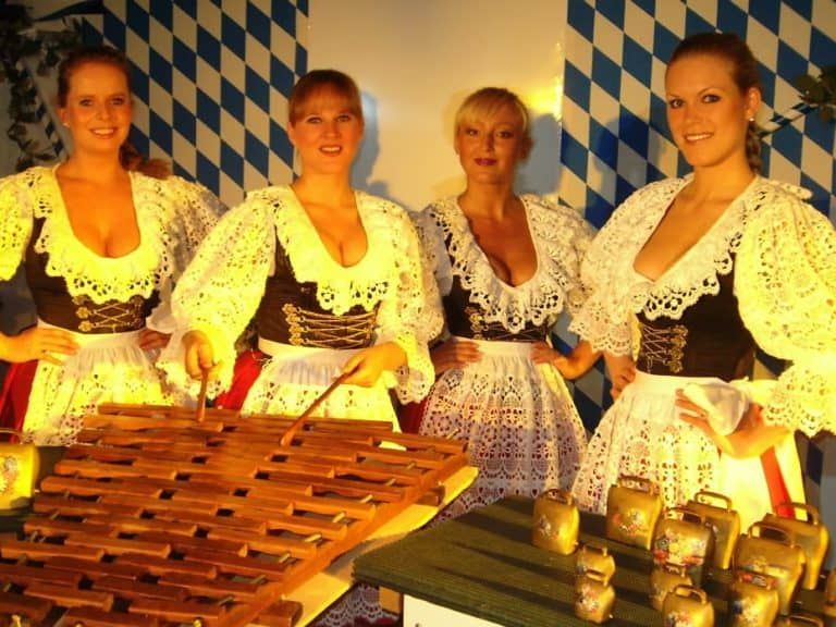 Münchner Kindl Show