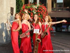 Sax-Deluxe Damenband