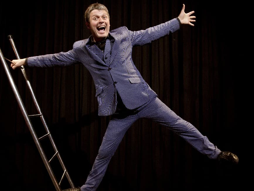 Comedy-Artistik: Jens Ohle