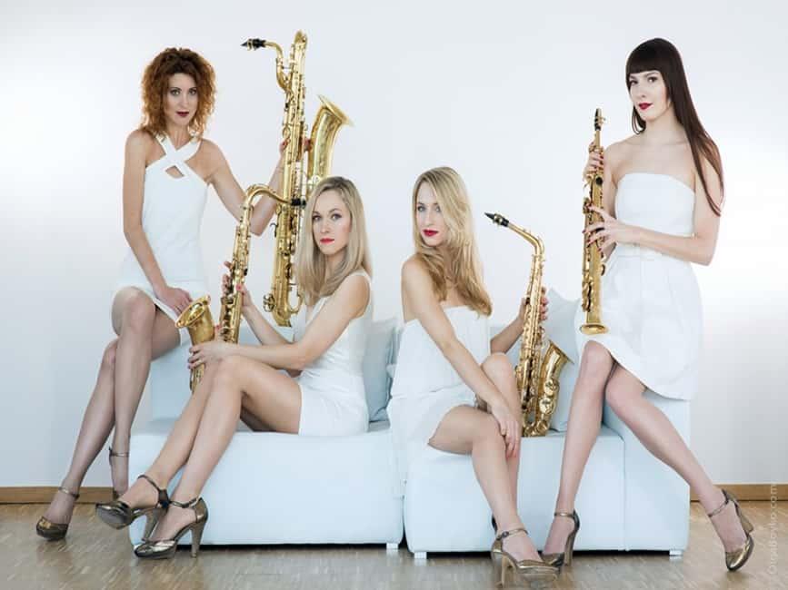 Hot Sax Club