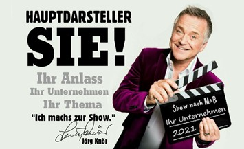 Comedian Joerg Knoer buchen